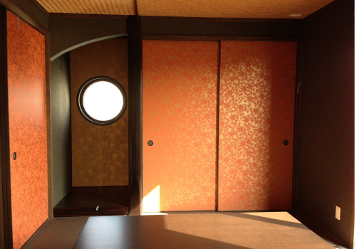 壁紙張り替え 熊本 施工例